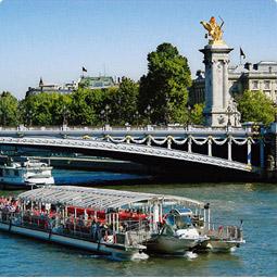 Bateaux parisiens river cruise paris tourist office - Bateaux parisiens port de la bourdonnais horaires ...