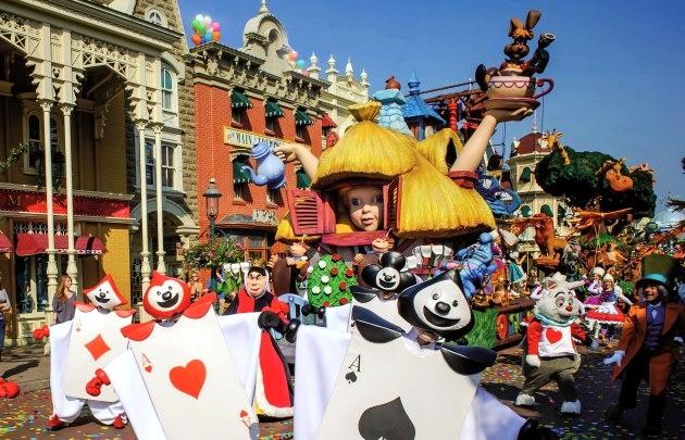 Disneyland paris tarifas y entradas oficina de turismo - Oficina de turismo paris ...