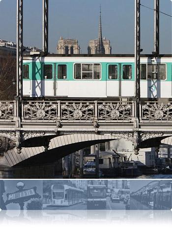 Transport paris ratp office de tourisme de paris - Office de tourisme et des congres de paris ...