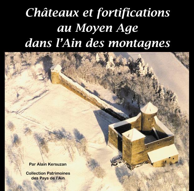 Ouvrages de la collection Patrimoines des Pays de l'Ain