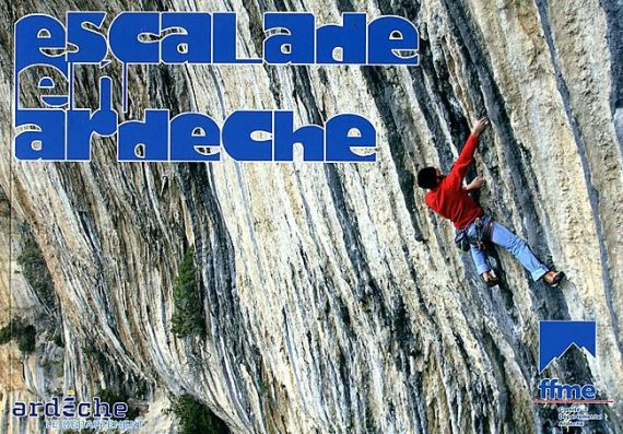 Topoguide Escalade en Ardèche
