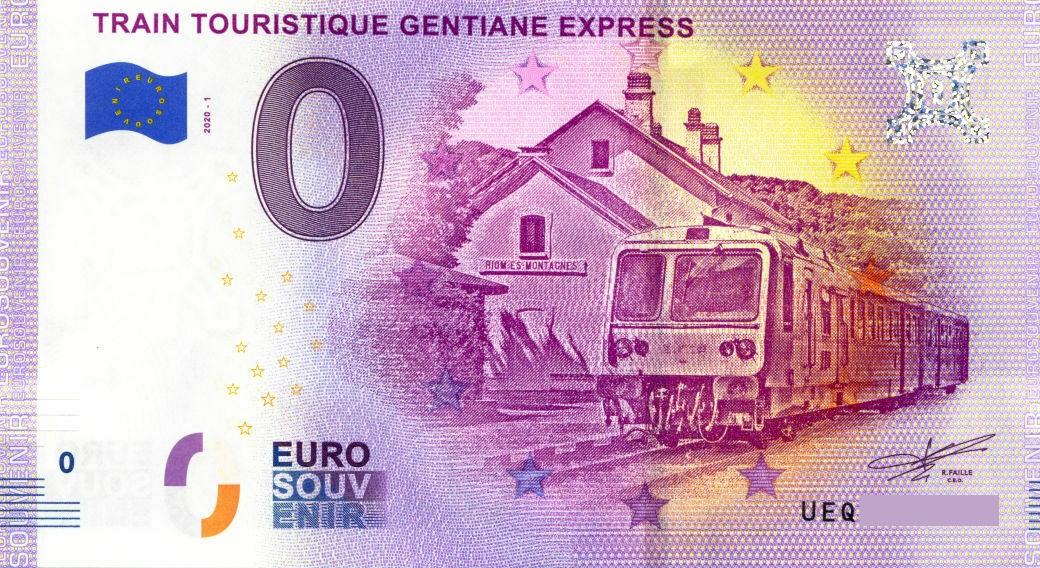Billet 0€