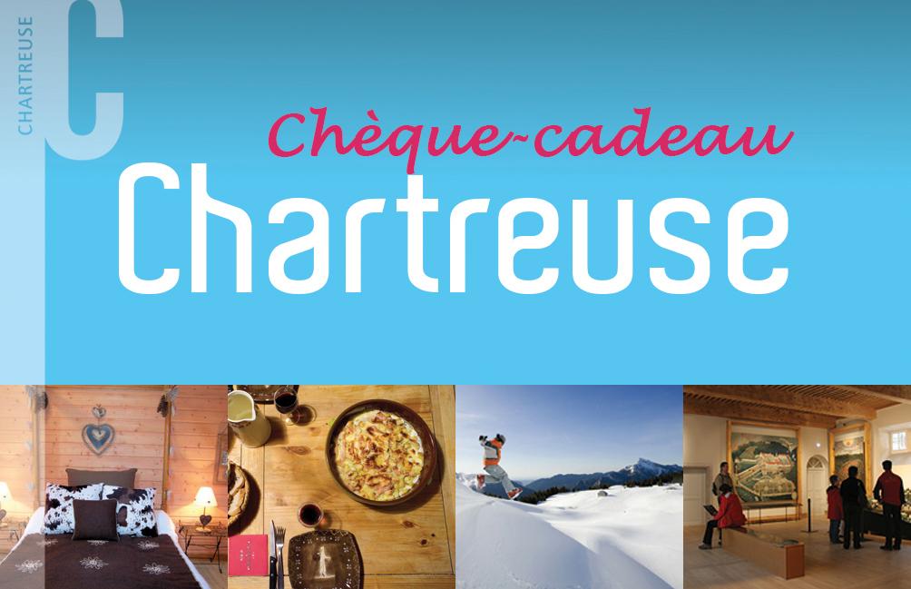 Bon-cadeau Chartreuse (50 à 200 €)