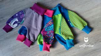 Vêtements enfants de Vert Framboise
