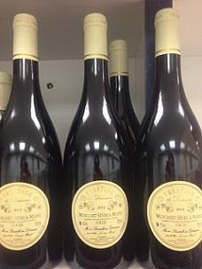 Les Vins Blanc