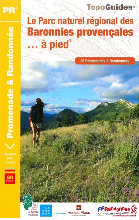 Hiking guidebooks