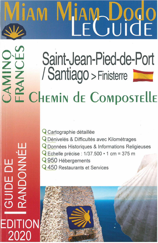 Vers Saint-Jacques-de-Compostelle (en Espagne)