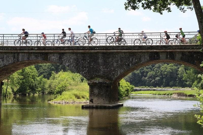Les boucles vélo locales