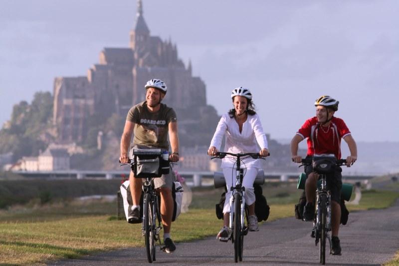 Les Grands Itinéraires à vélo