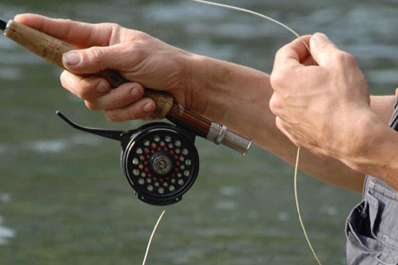 Les parcours de pêche