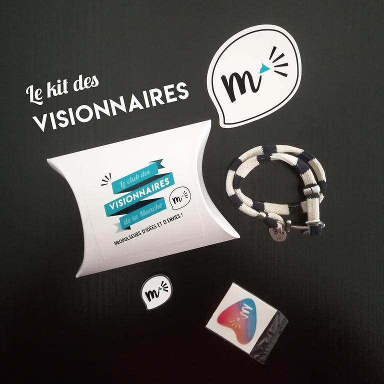 Kit des visionnaires de la Manche