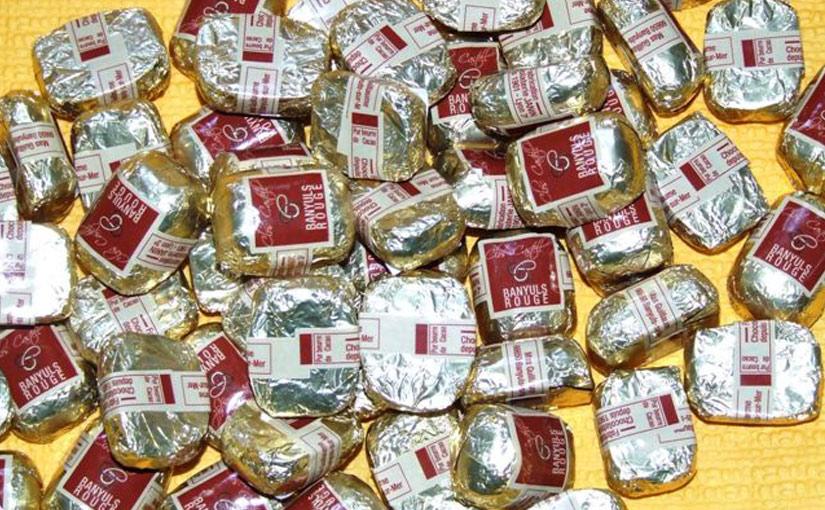 CHOCOLATS AU BANYULS