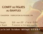 CONFIT DE FIGUE AU BANYULS