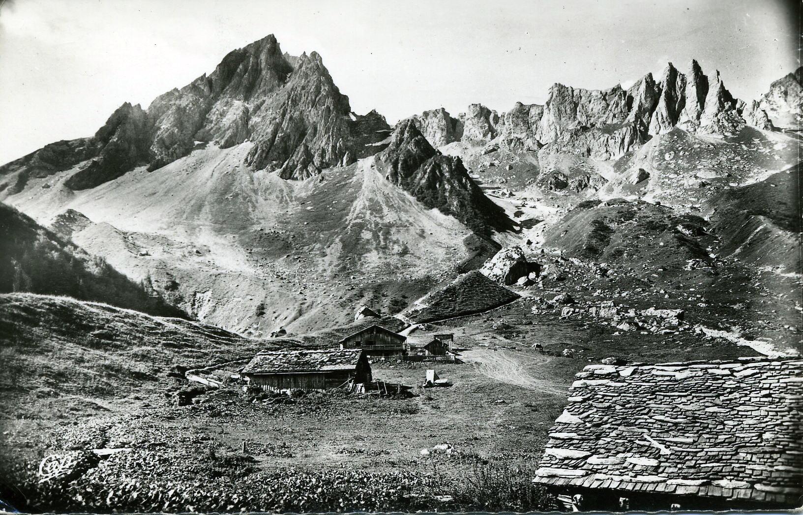 La Balme en 1930 ©