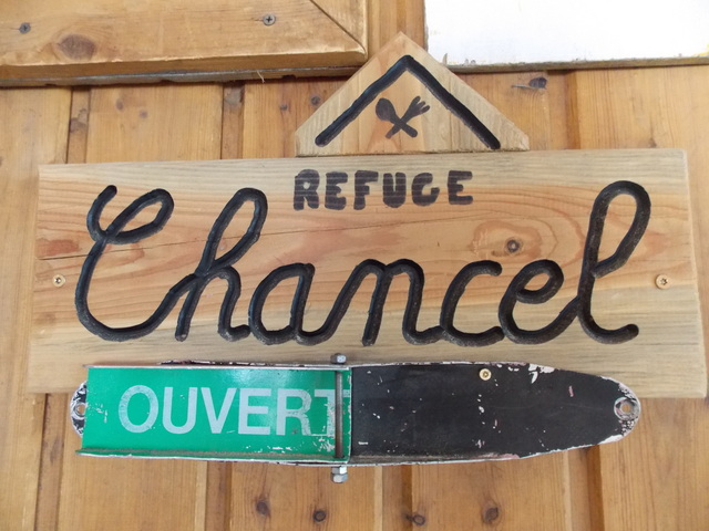 Refuge Evariste Chancel LA GRAVE