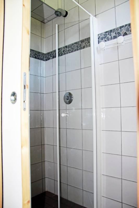 3 douches avec eau chaude ©